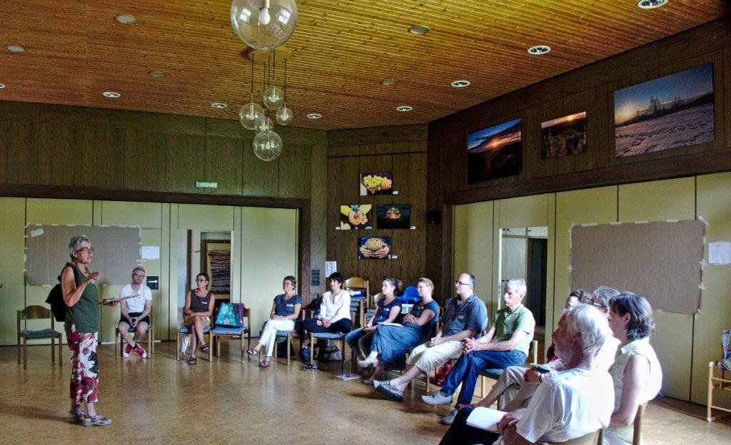 20160709 - Solavie - Grundsatzforum - Eingangsrunde